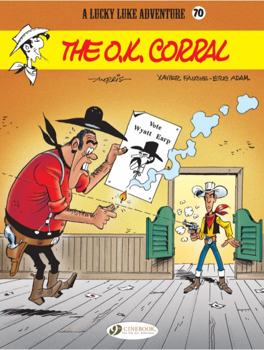 Lucky Luke 70 - The O.K. Corral