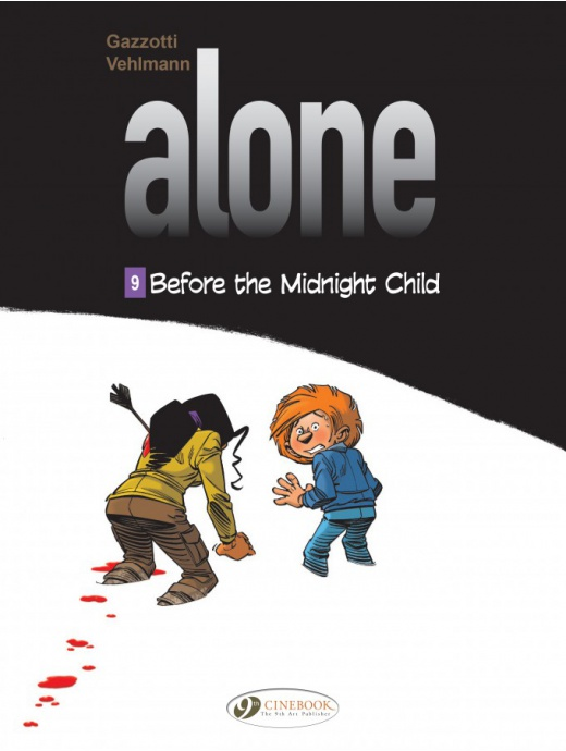 Alone 09 - Before the Midnight Child