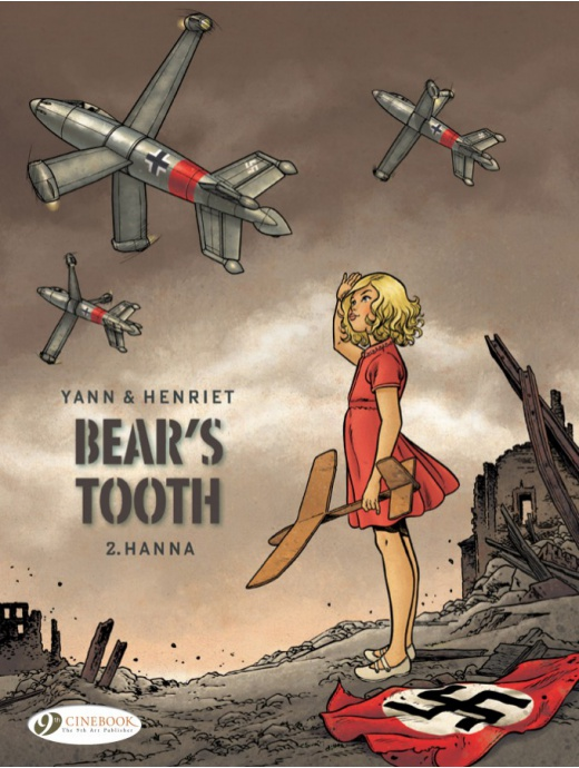 Bear\'s Tooth 2 - Hanna