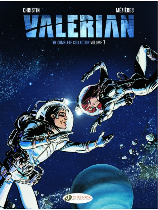 Valerian - The Complete Collection Vol. 7