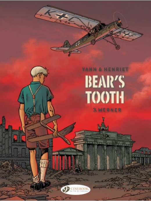Bear\'s Tooth 3 - Werner