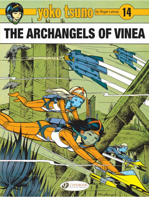 Yoko Tsuno 14 - The Archangels of Vinea