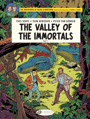 Blake & Mortimer 26 - The Valley of the Immortals Part 2