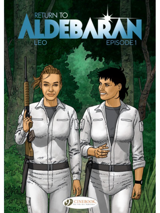Return to Aldebaran 1 - Episode 1