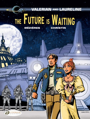 Valerian 23 - The Future is Waiting
