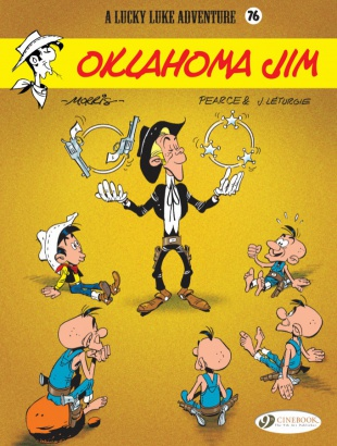 Lucky Luke 76 - Oklahoma Jim