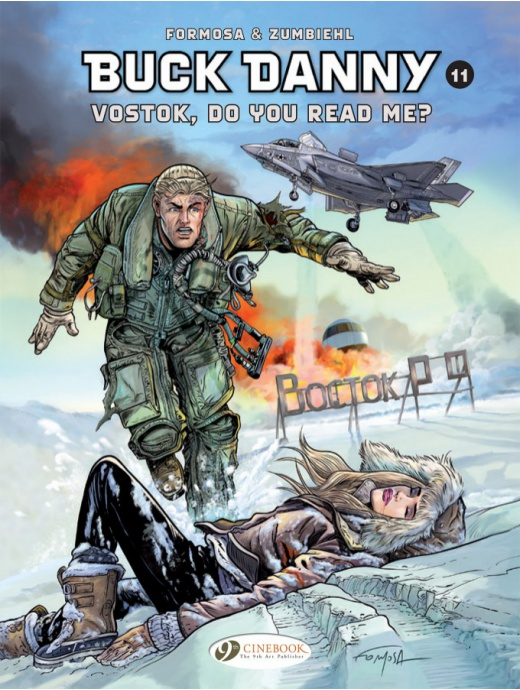 Buck Danny 11 - Vostok, Do You Read Me?