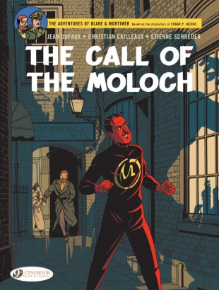 Blake & Mortimer 27 - The Call of the Moloch