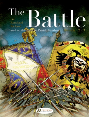 The Battle Book 2/3