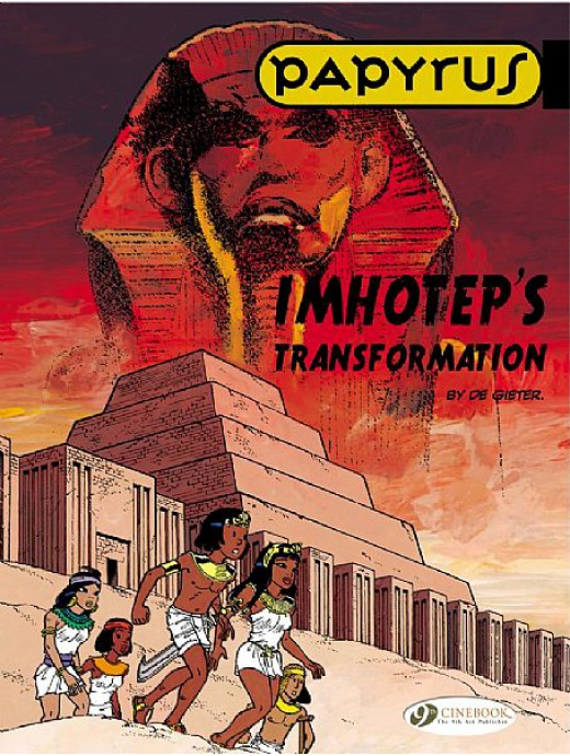 Papyrus 02 - Imhotep's Transformation