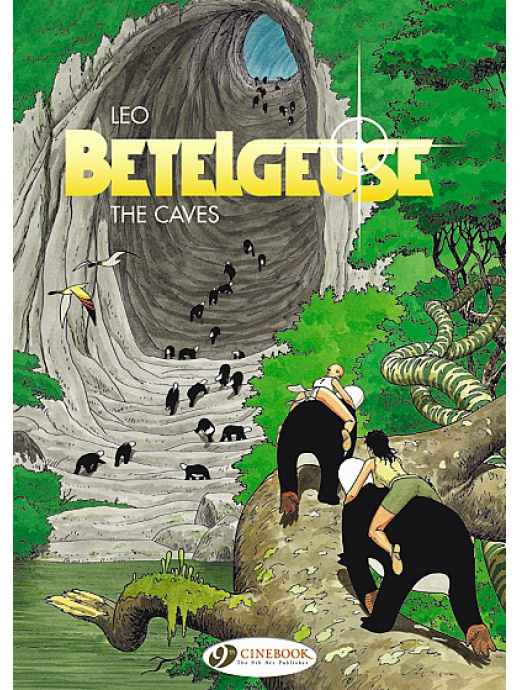Betelgeuse 2 - The Caves