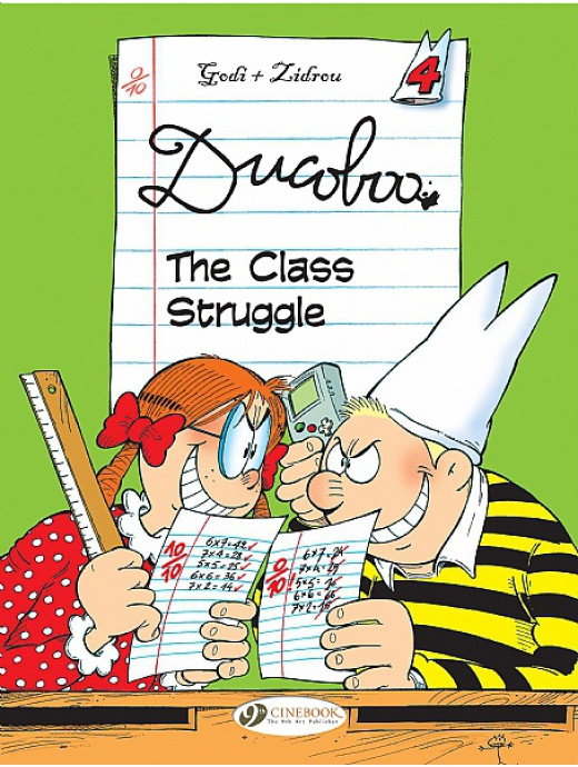 Ducoboo 4 - The Class Struggle