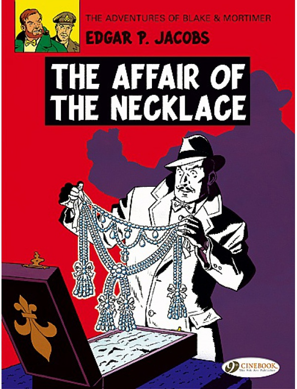 BLAKE & MORTIMER 07 THE AFFAIR OF THE NECKLACE