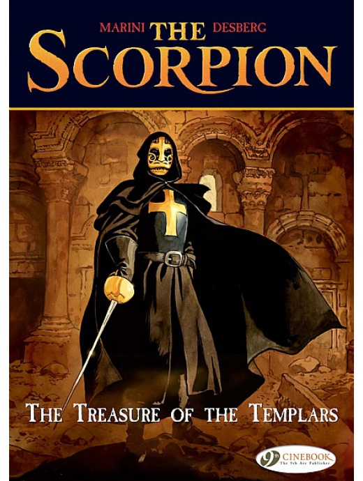 The Scorpion 4 - The Treasure of the Templars