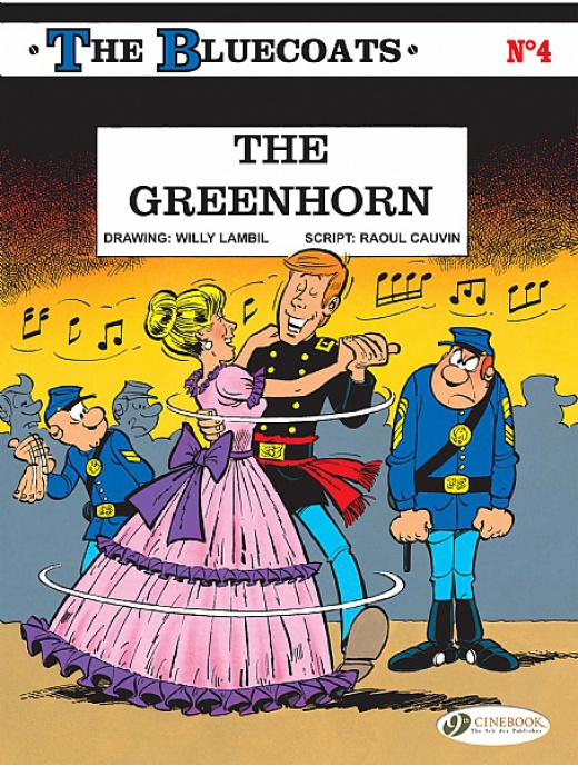 The Bluecoats 04 - The Greenhorn