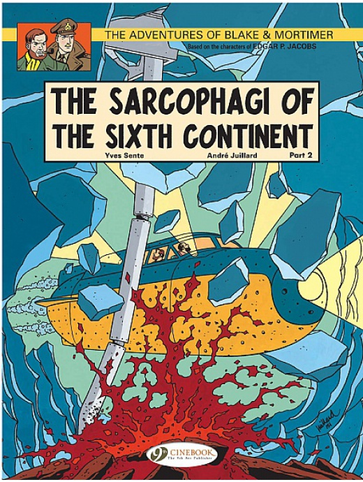 10 - The Sarcophagi of the Sixth Continent Pt2