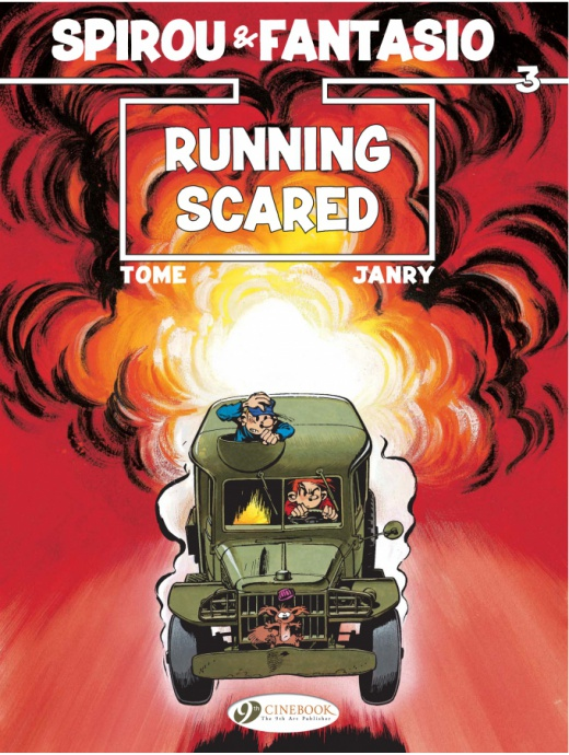 Spirou & Fantasio 03 - Running Scared