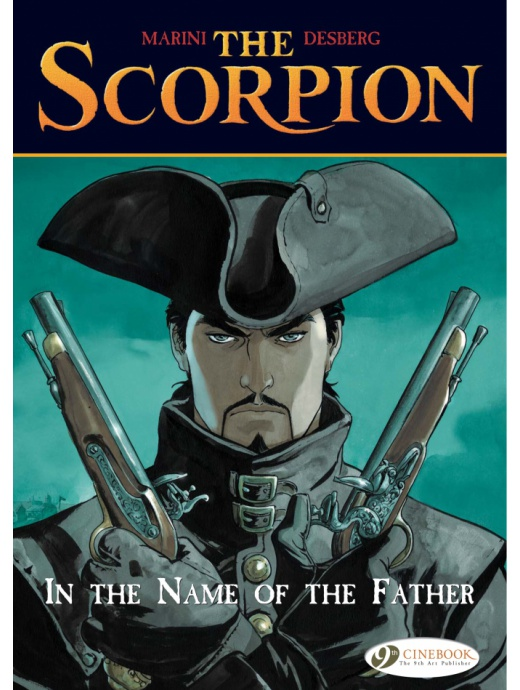 The Scorpion 5 - In the Name of the Father
