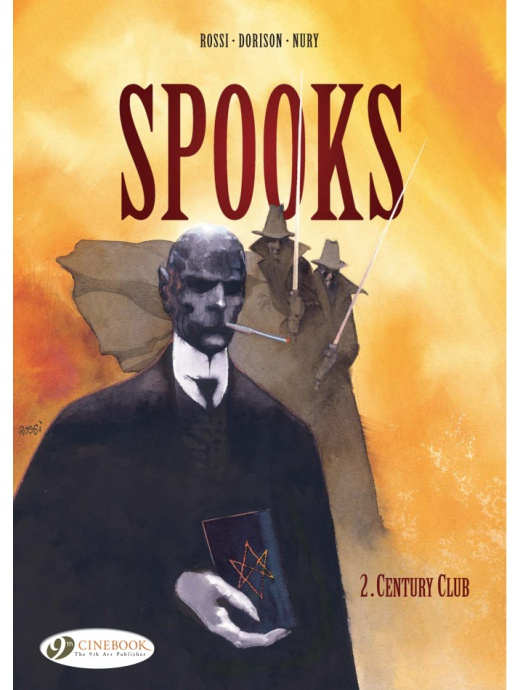 SPOOKS 2 - Century Club