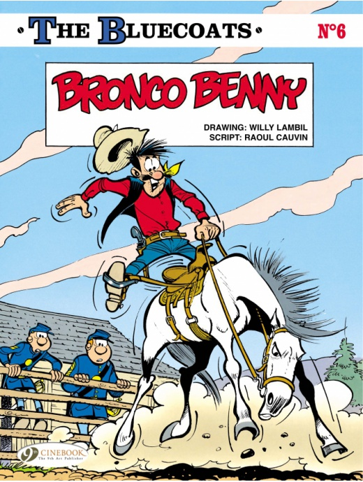 The Bluecoats 06 - Bronco Benny