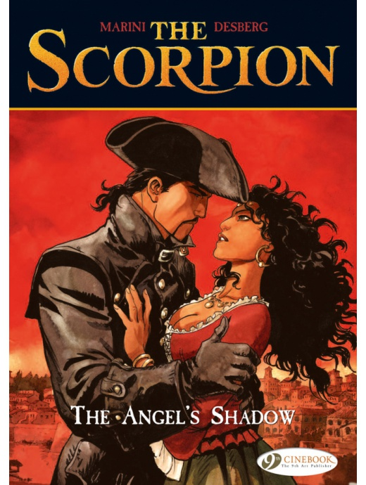 The Scorpion 6 - The Angel's Shadow