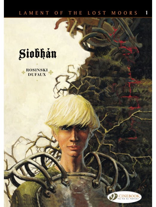 Lament of the Lost Moors 1 - Siobhan