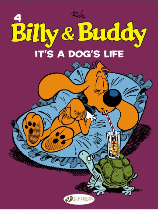 Billy & Buddy 4 - It's a Dog's Life