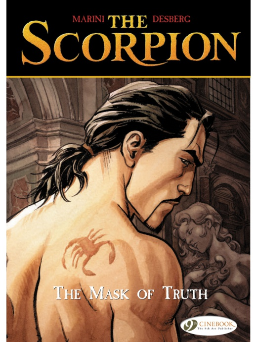 The Scorpion 7 - The Mask of Truth