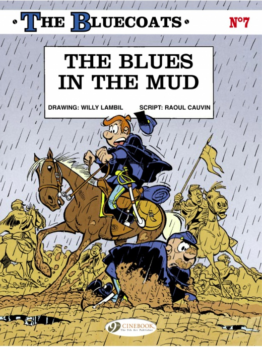 The Bluecoats 07 - The Blues in the Mud