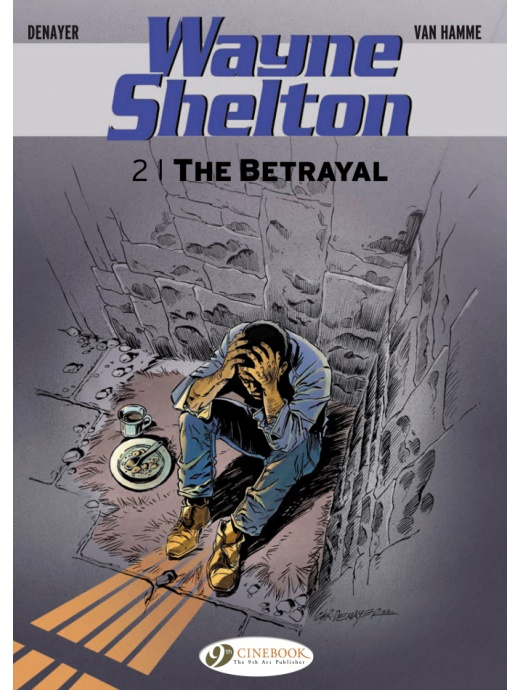 Wayne Shelton 2 - The Betrayal