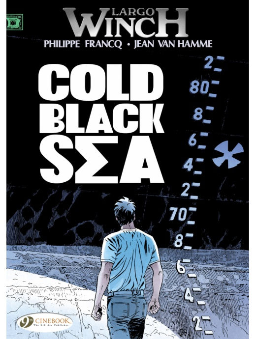 Largo Winch 13 - Cold Black Sea