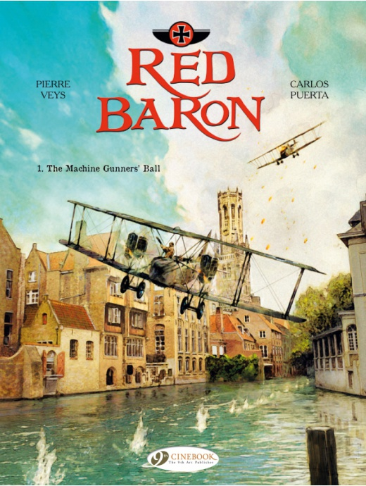 Red Baron 1 - The Machine Gunners' Ball