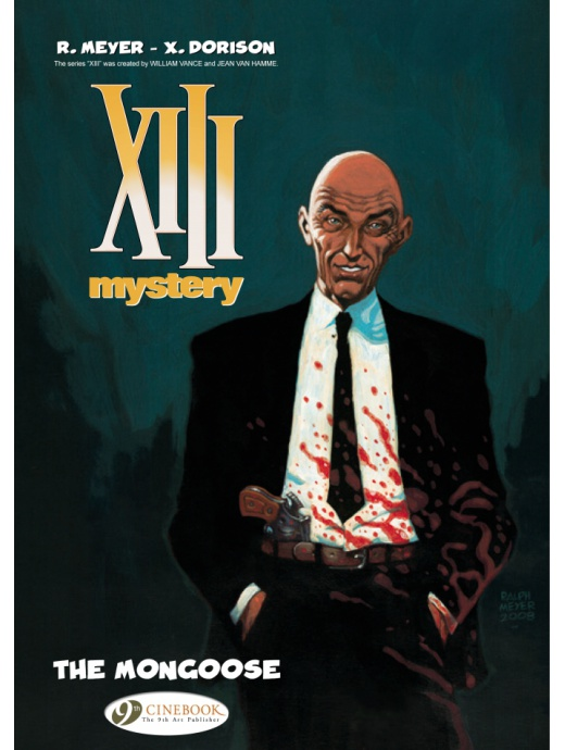 XIII Mystery - The Mongoose