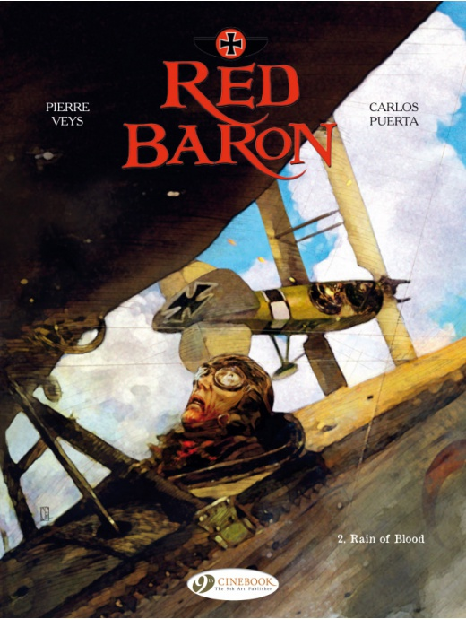 Red Baron 2 - Rain of Blood