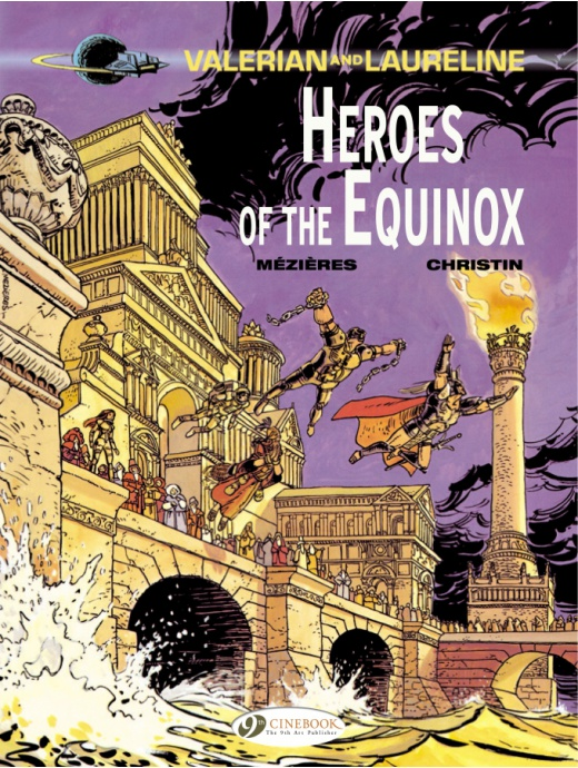 Valerian 08 - Heroes of the Equinox