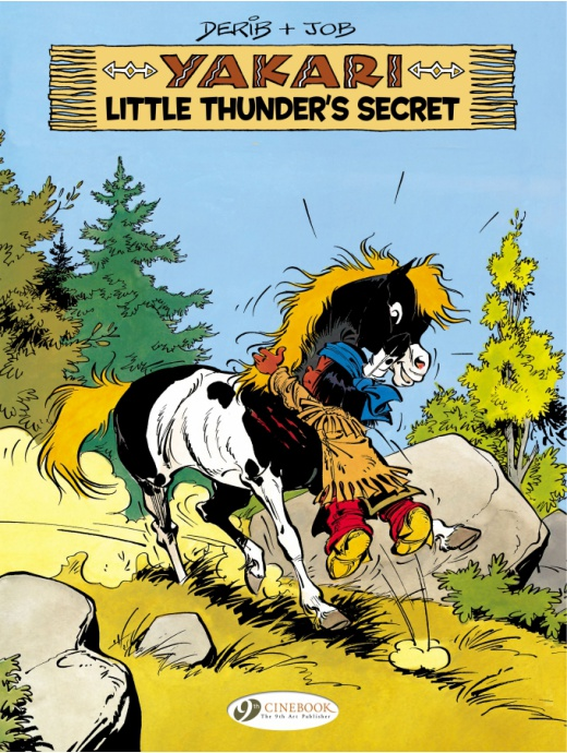 12 - Little Thunder's Secret