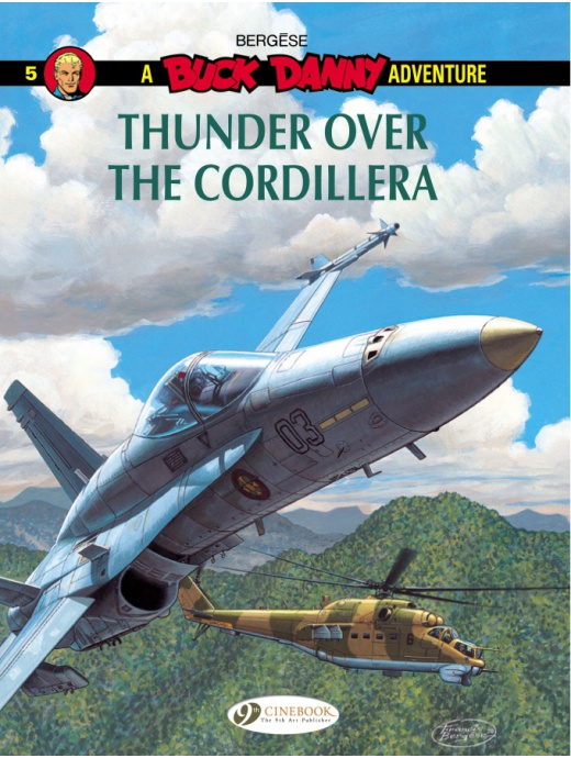 Buck Danny 05 - Thunder over the Cordillera