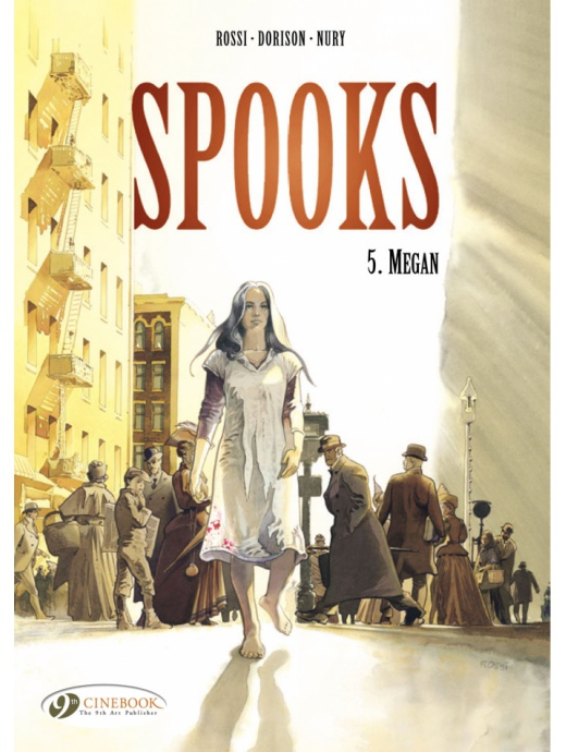 SPOOKS 5 - Megan