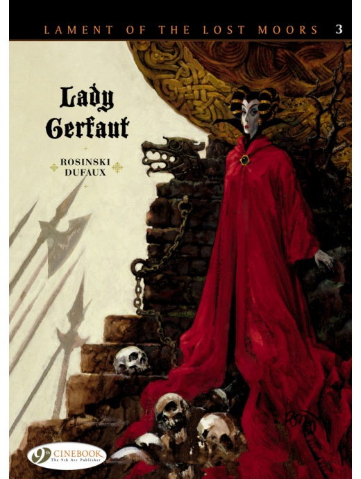 Lament of the Lost Moors 3 - Lady Gerfaut