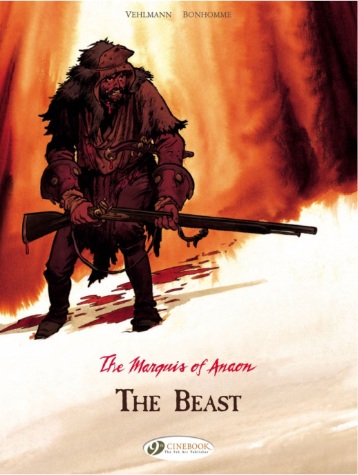 The Marquis of Anaon 4 - The Beast