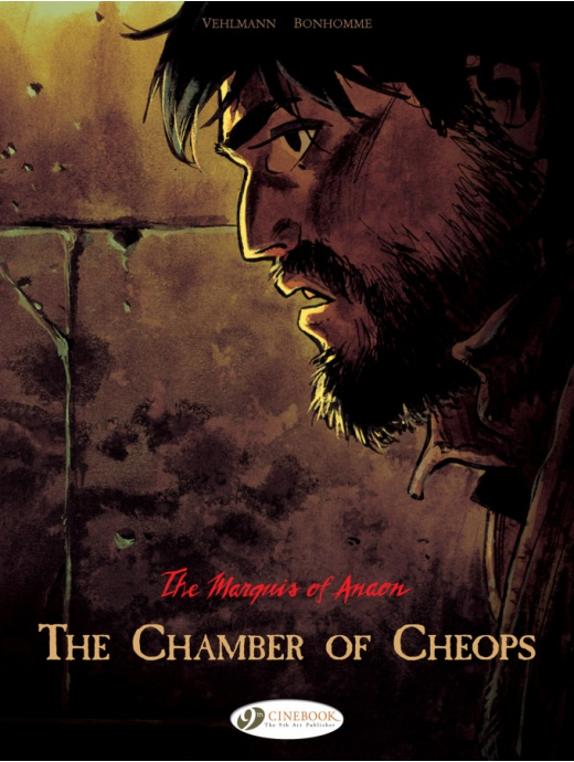 The Marquis of Anaon 5 - The Chamber of Cheops