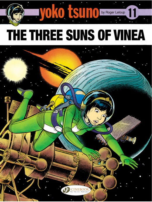 11 - The Three Suns of Vinea