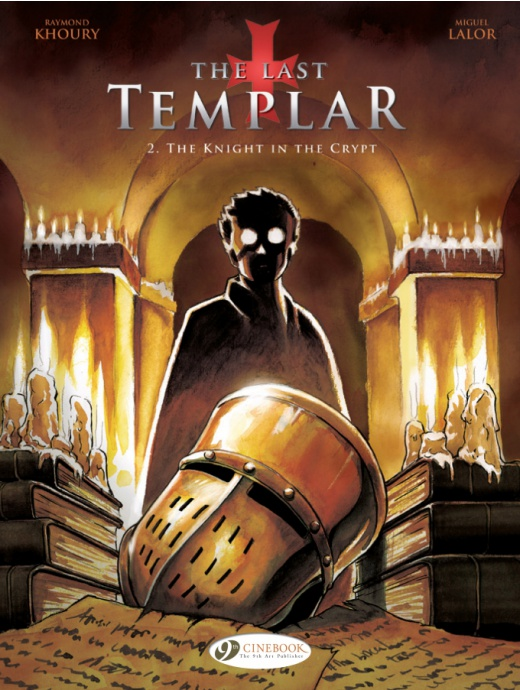 The Last Templar 2 - The Knight inf the Crypt