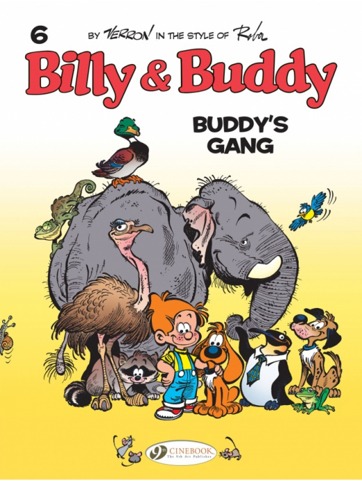 Billy & Buddy 6 - Buddy\'s Gang