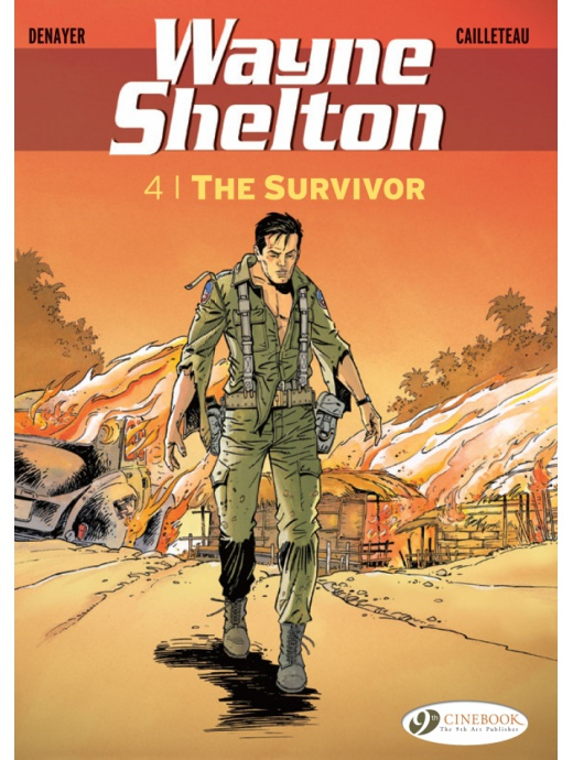 Wayne Shelton 4 - The Survivor