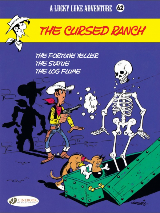 Lucky Luke 62 - The Cursed Ranch