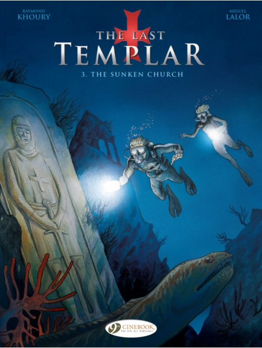 The Last Templar 3 - The Sunken Church
