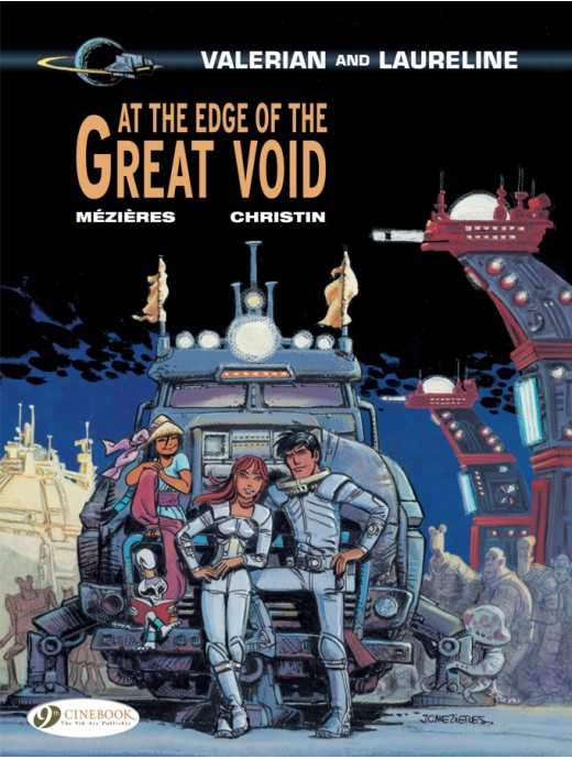 Valerian 19 - At the Edge of the Great Void