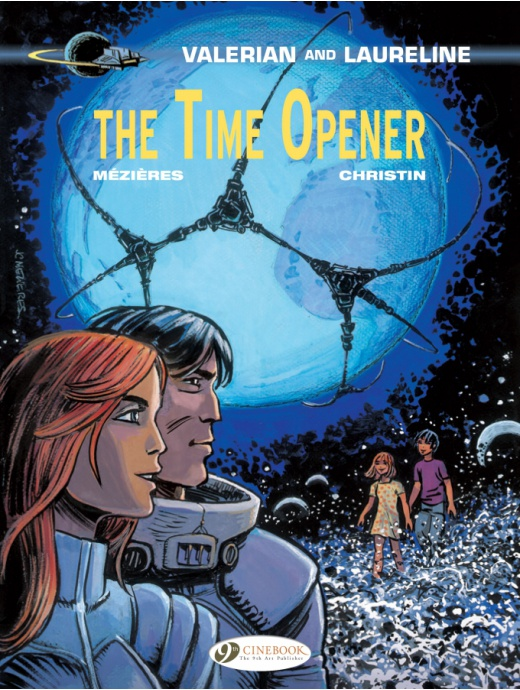 Valerian 21 - The Time Opener