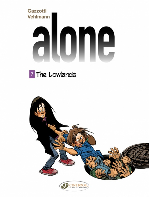 Alone 07 - The Lowlands